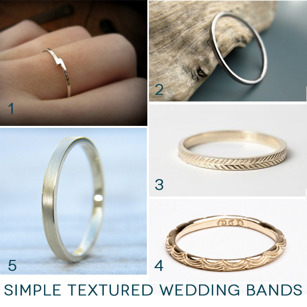 Wedding bands copy