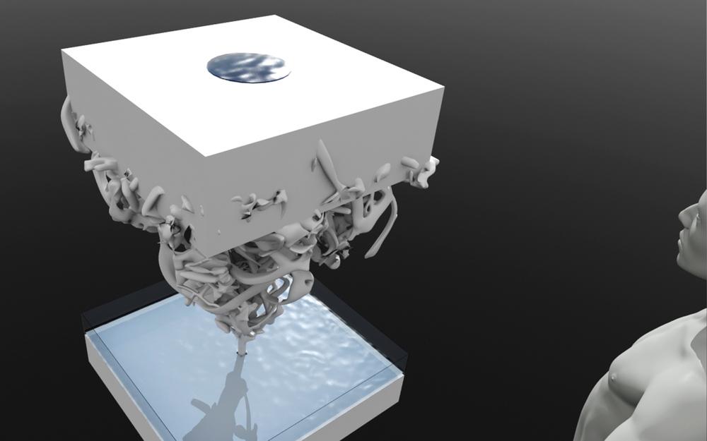 Digital rendering