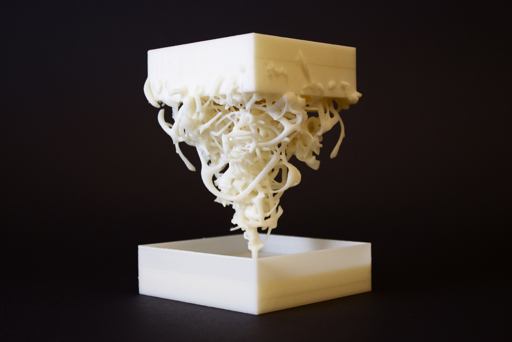 Digital Sculpture: Cycle (2012-2013)