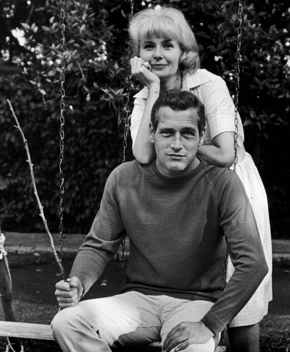"""ELLE Magazine: Have you ever worked with a man who has completely shamed your own abilities with women?    Liev Schrieber : Paul Newman. I worked with him on the movie Twilight (1998). When Joanne Woodward came on set, he put his arm around my shoulder and said to me, """"Will you look at the ass on her?"""" That really struck me as an ideal relationship. I love the idea that a guy approaching 80 still loved his wife's ass.     my husband better be like that."""