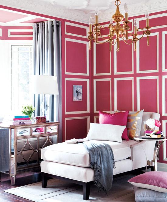 rhynecs :     I love the paneled walls!