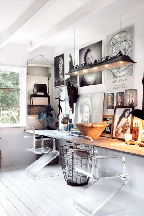 micasaessucasa :      eclectic swedish home | the style files