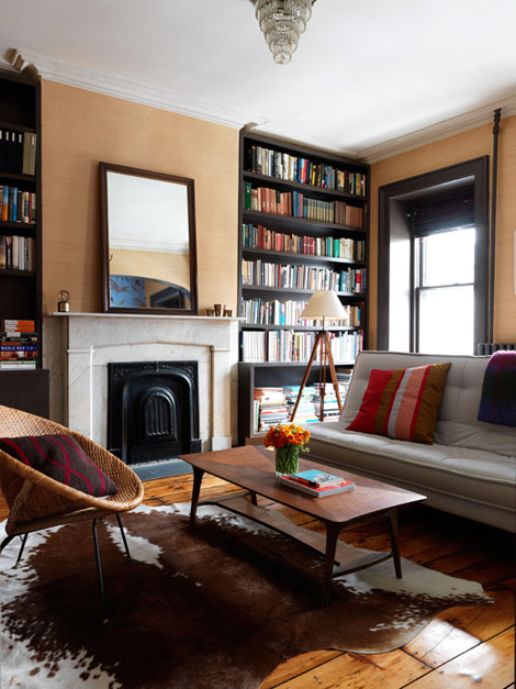 designismymuse :      yellowdoor : MadeByGirl: Design Confidential: Brooklyn…. via Traditional Home