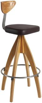 oh my heck!  been searching for the PERFECT stool for the bar in my mid-century modern mountain house (studio one project).   icelandic market , baby!  LOVE THIS.
