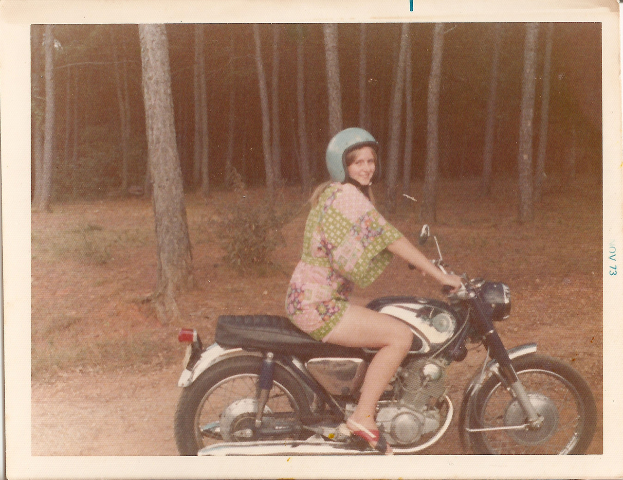 yes, that would be my mother at age 14.  (for cassievivi)