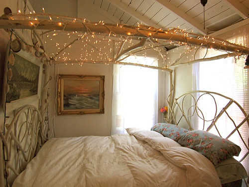 if i put a big bed in my room, that's all that would fit. if this was the bed, i'd be okay with that.