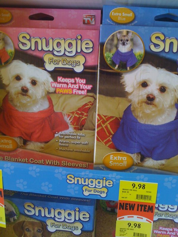 Are you kidding me? These were in pet supplies plus yesterday.