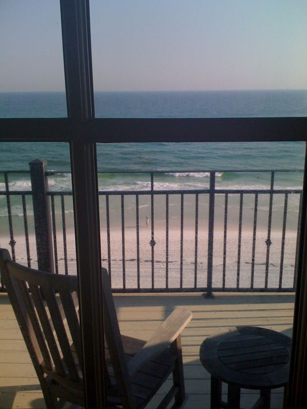 My view for the next week…