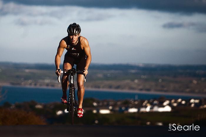 Neil Eddy Triathlete