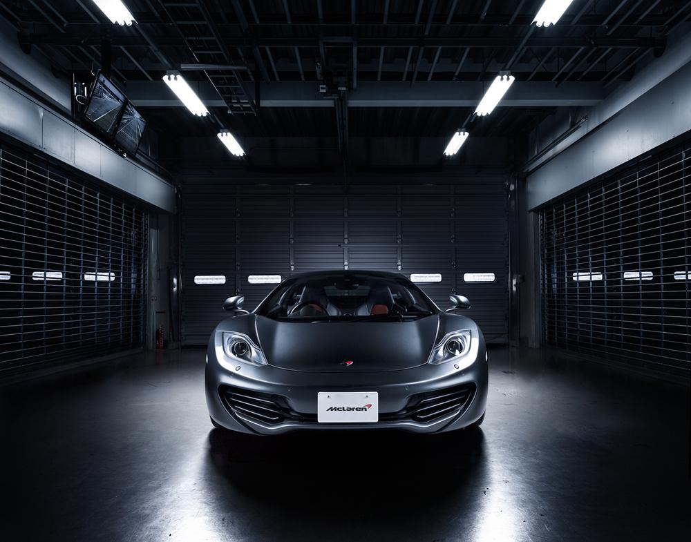 McLaren マクラーレン