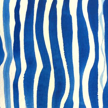 Bluest Blue Wide