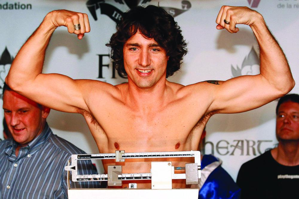 Trudeau doe...  🙀