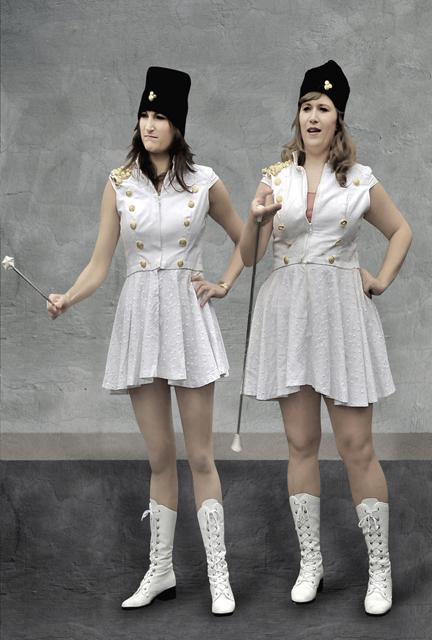 Nina et Charlotte, 2015
