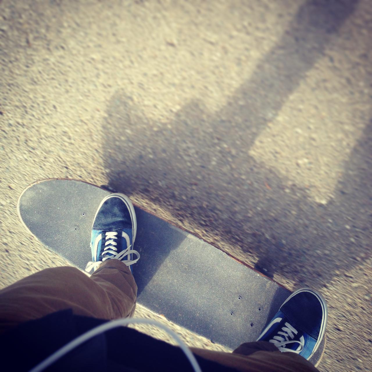 Skate day.