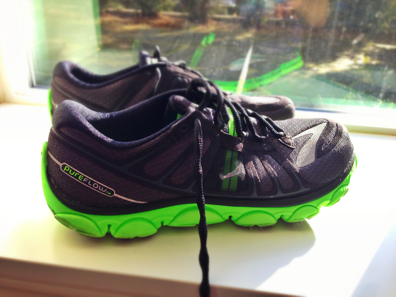Most comfortable running shoe I've ever worn. Go snag a pair!