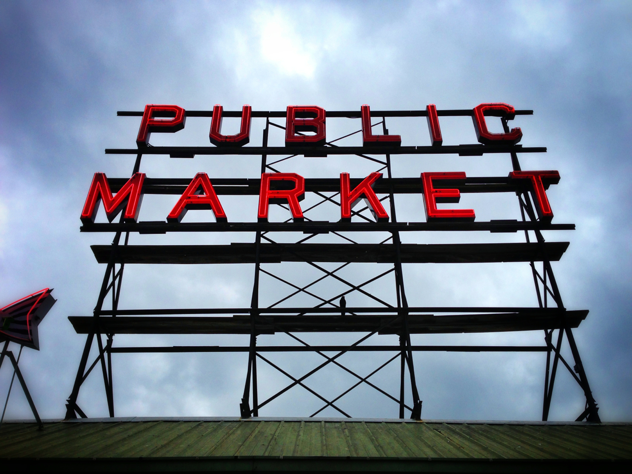 Had a great Sunday afternoon at Pike Place Market today!