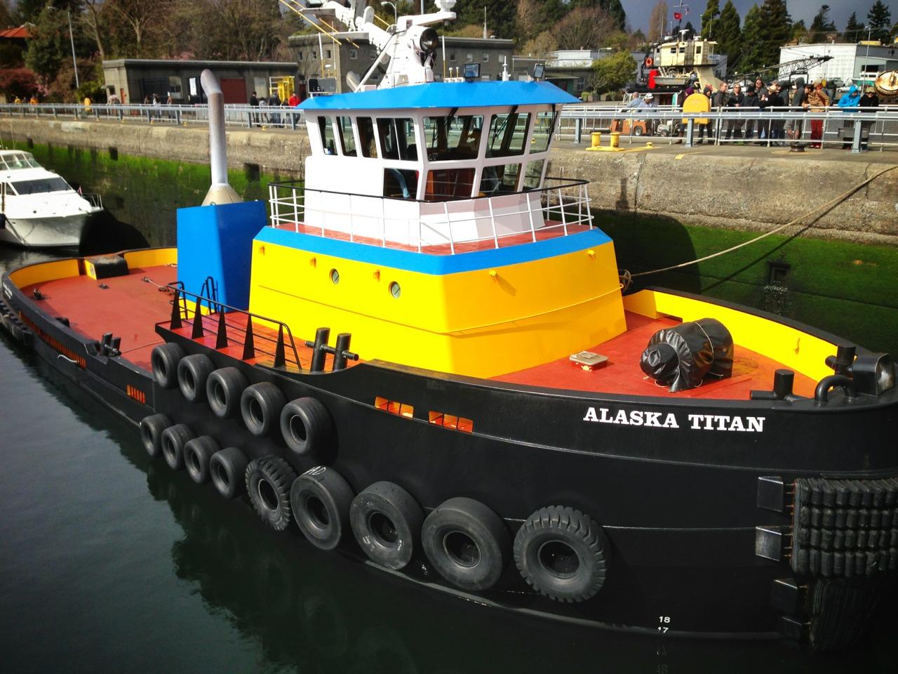Alaskan Titan