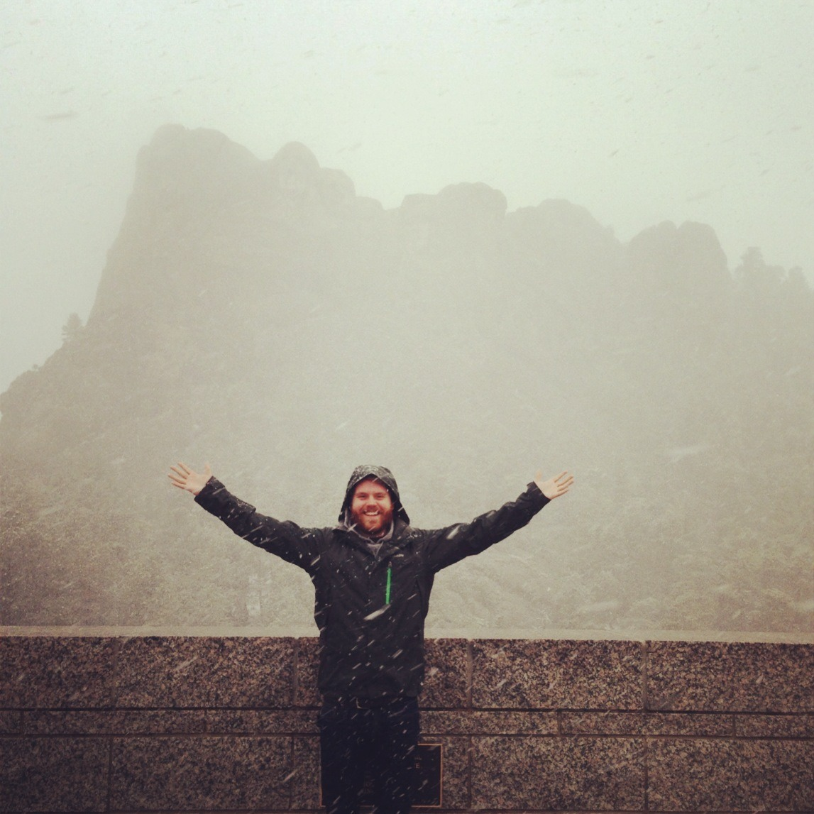 Mount Rushmore??!
