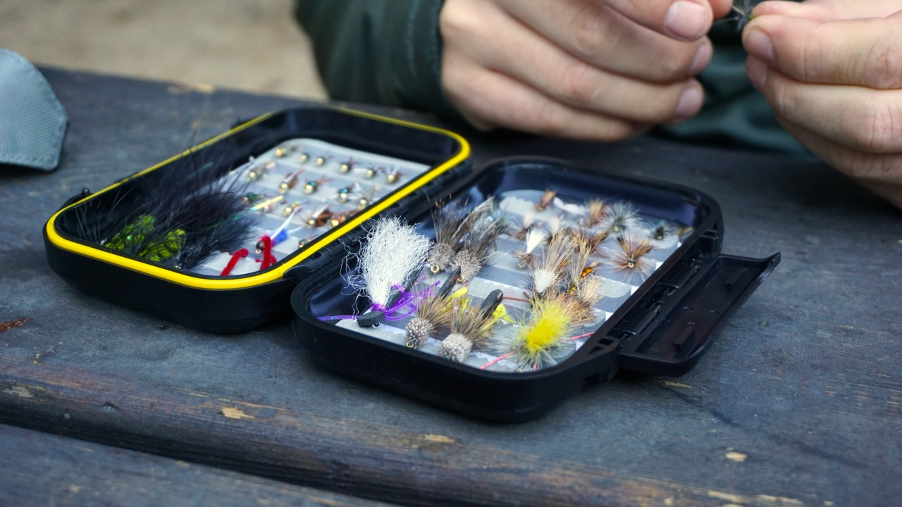 The Morning Fly Selection