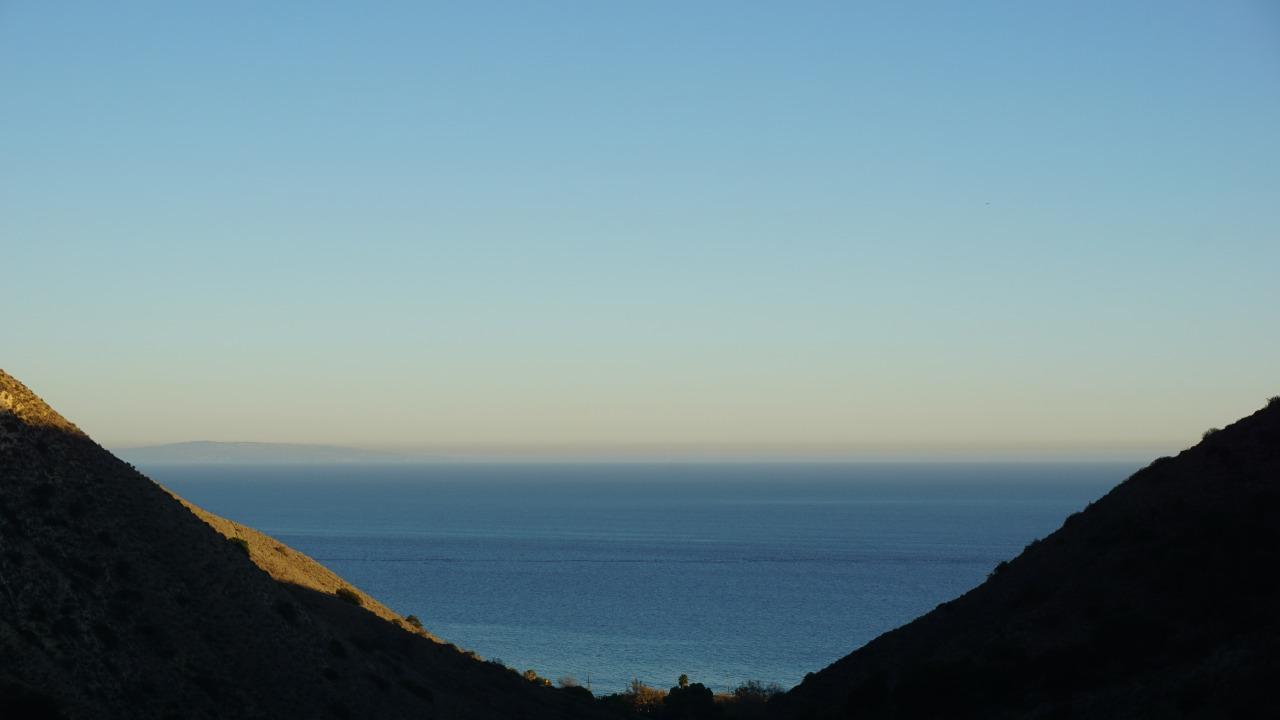 Malibu hike