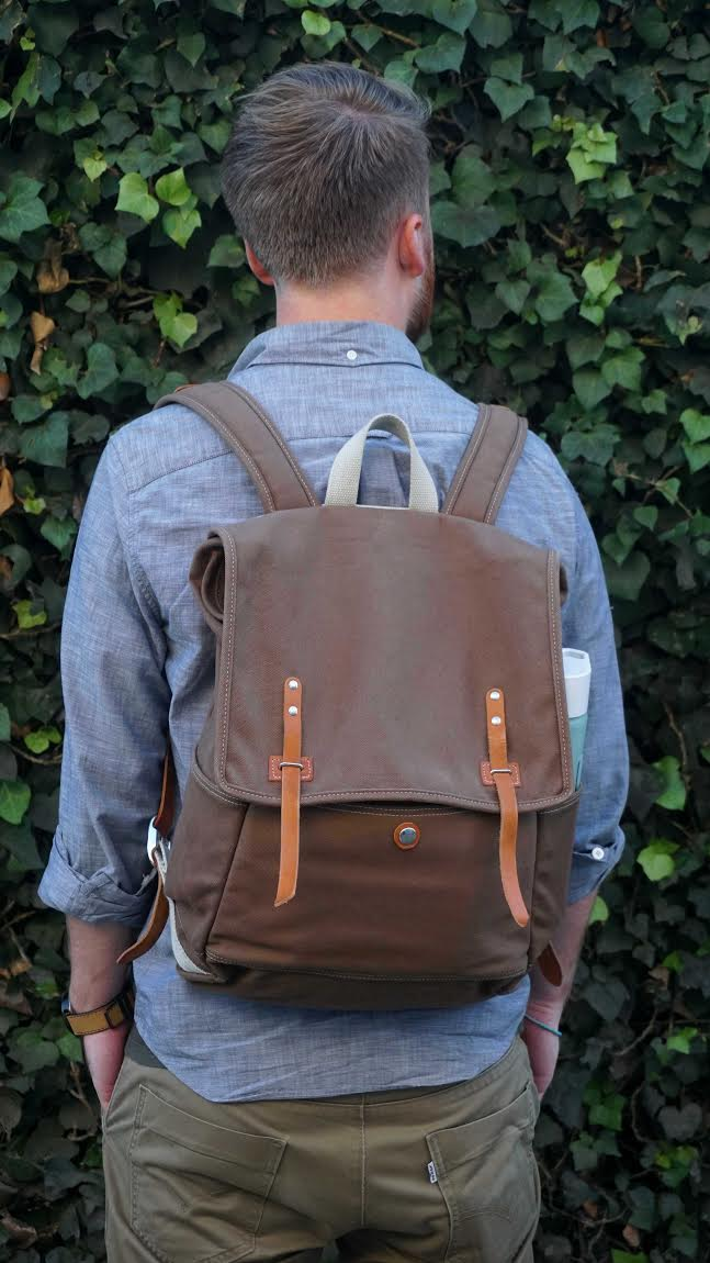 New review posted on The Design Detail! This week I'm taking a look at the Makr Farm Rucksack: www.thedesigndetail.com