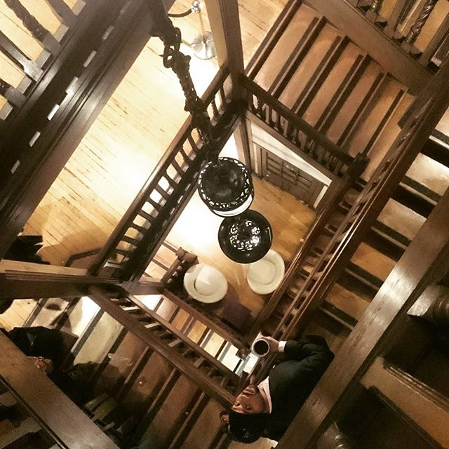 @libertylondon ✨✨ #liberty #stairs #spiral #wood #libertylondon #retail #luxury #opencall