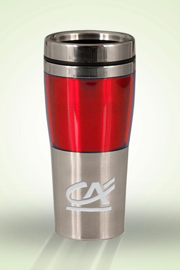 Red Fusion Tumbler 1  6  oz