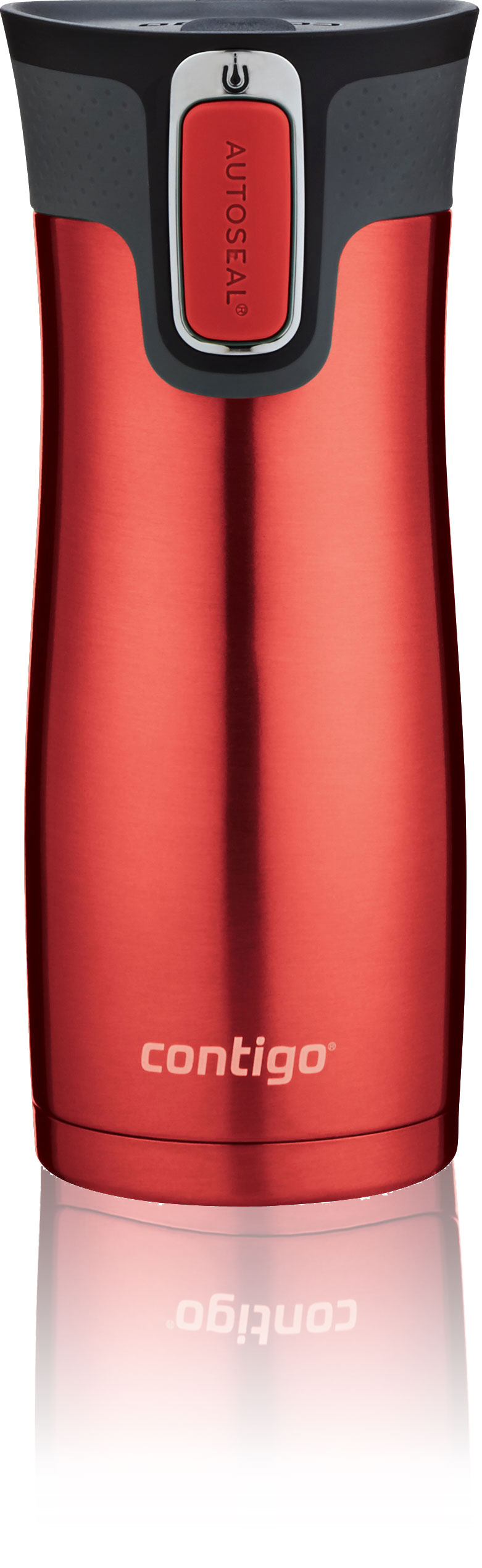 Contigo - WestLoop 2.0 - 16 Oz - Red   SKU: 70475