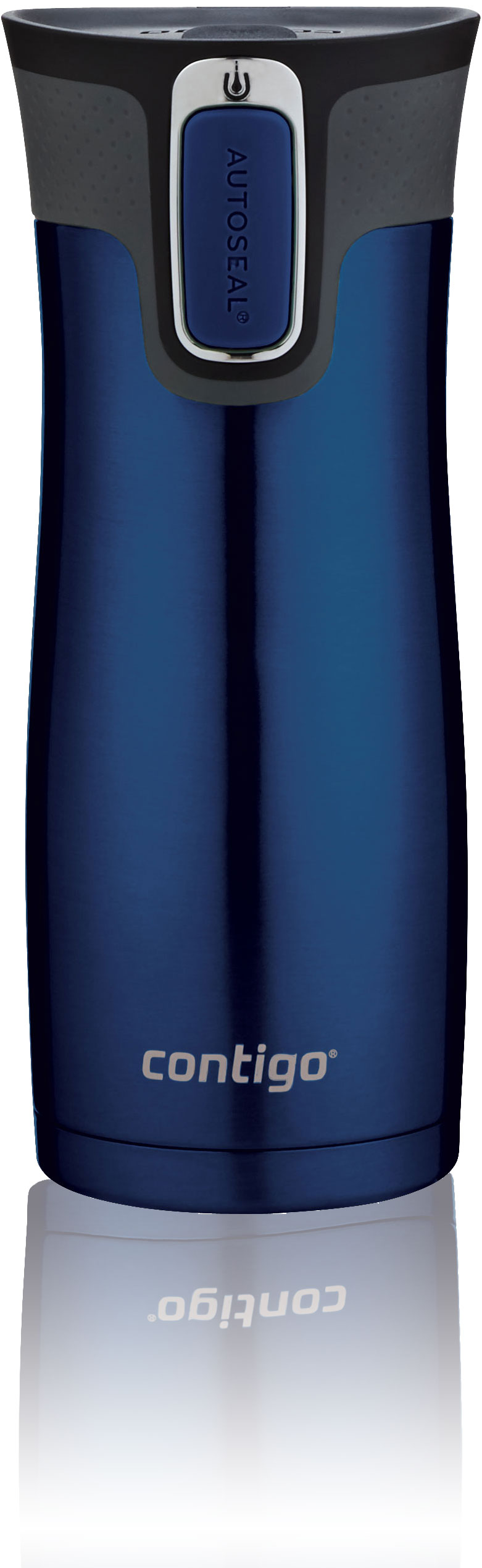 Contigo - WestLoop 2.0 - 16 Oz -Midnight Blue   SKU: 70477