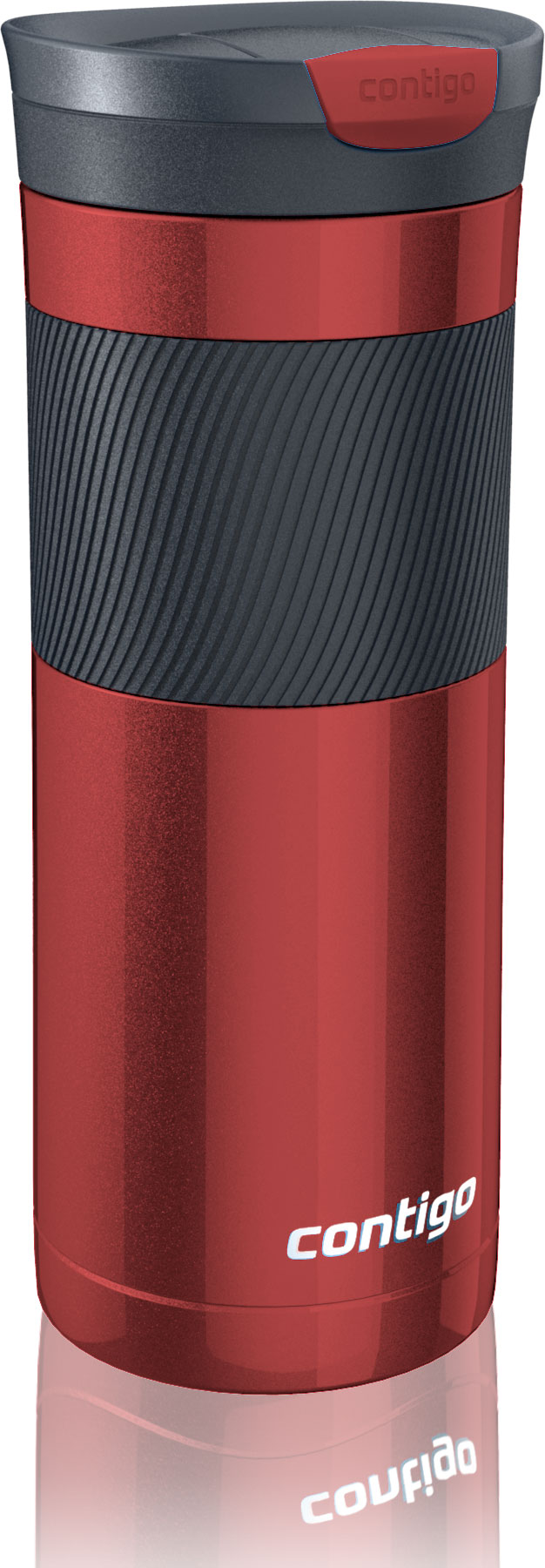 Contigo - Byron Snapseal - 20 Oz. - Red   SKU: 71405