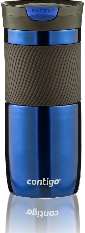 Contigo - Byron Snapseal - 20 Oz. - Midnight Blue   SKU: 71406