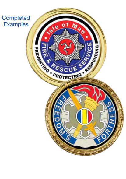 CHALLENGE COIN 1 75