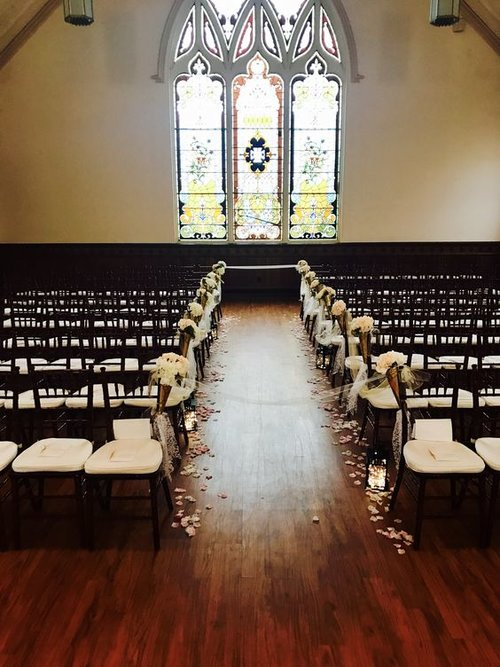 How Do I Decorate The Chapel For My Wedding Westminster Weddings
