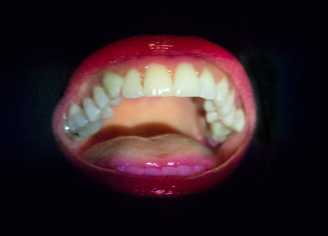 "Mouth from ""Not I"""