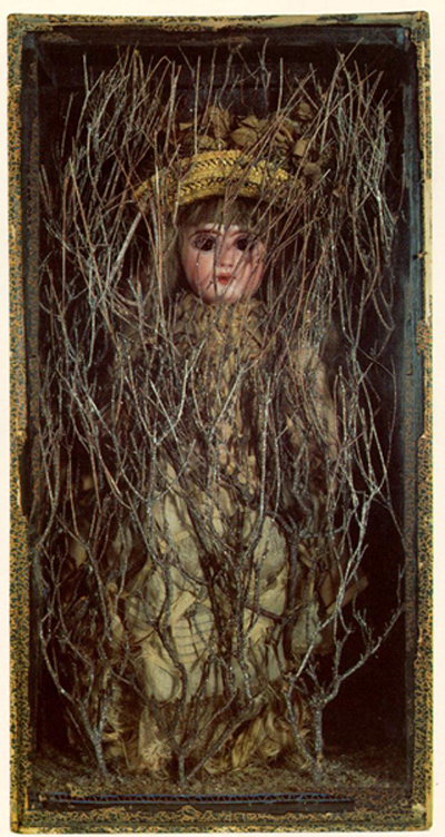 Visual Artwork by Joseph Cornell