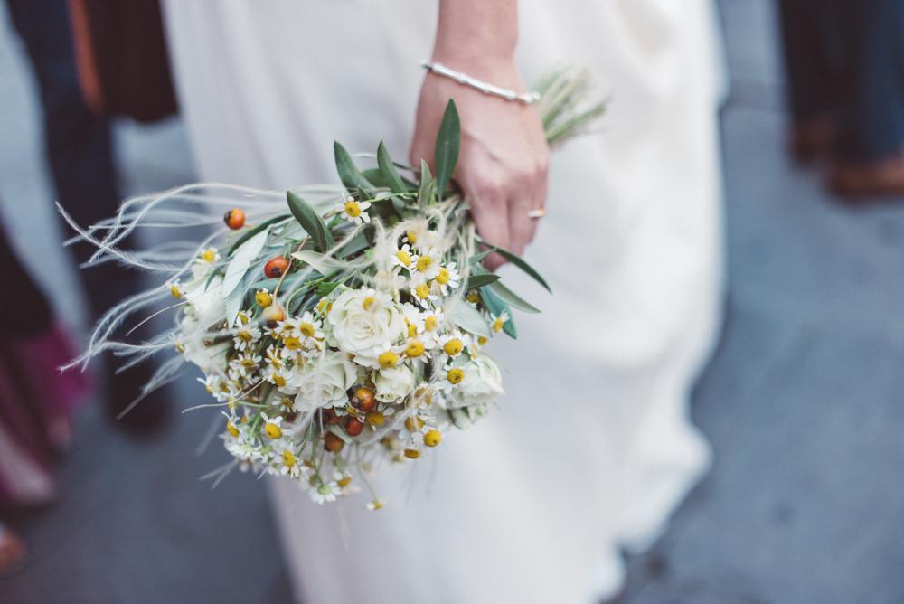 Letizia's bouquet