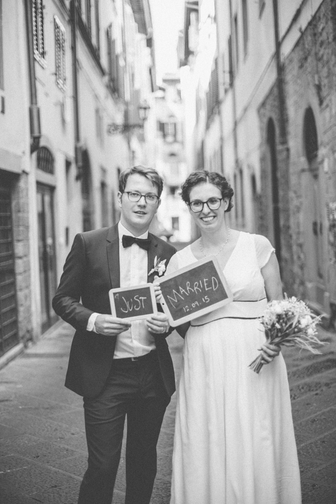 Letizia & Wout: Just Married!