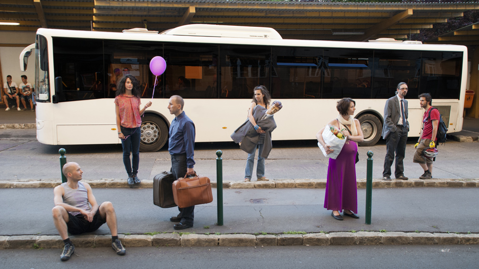 Artus-Stereo Akt: Promenád - Városi sorsturizmus (2013) Artus-STEREO Akt: Promenade - urban fate tourism