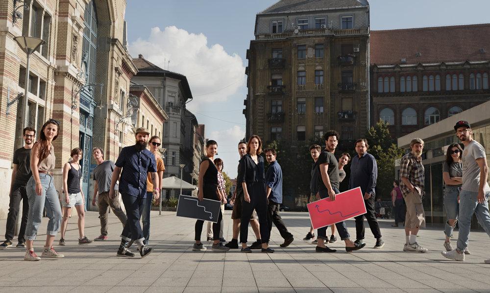 A STEREO AKT művészei és közreműködői a 2018-2019-es évadban