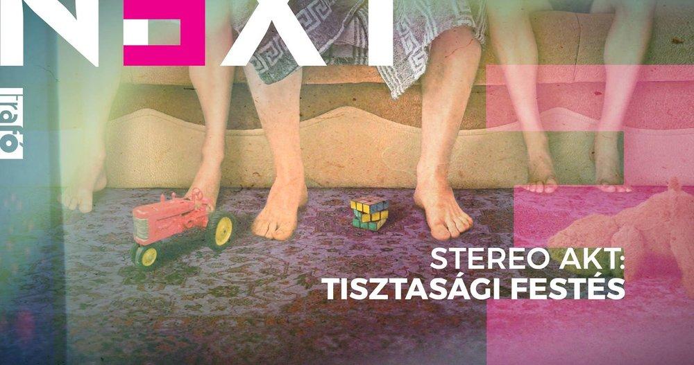 STEREO AKT:  Tisztasági festés  (2019)   Trafó Kortárs Művészetek Háza