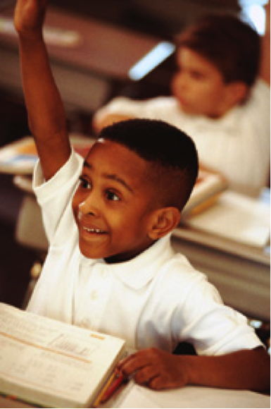 kid raising hand faqs l words editing services
