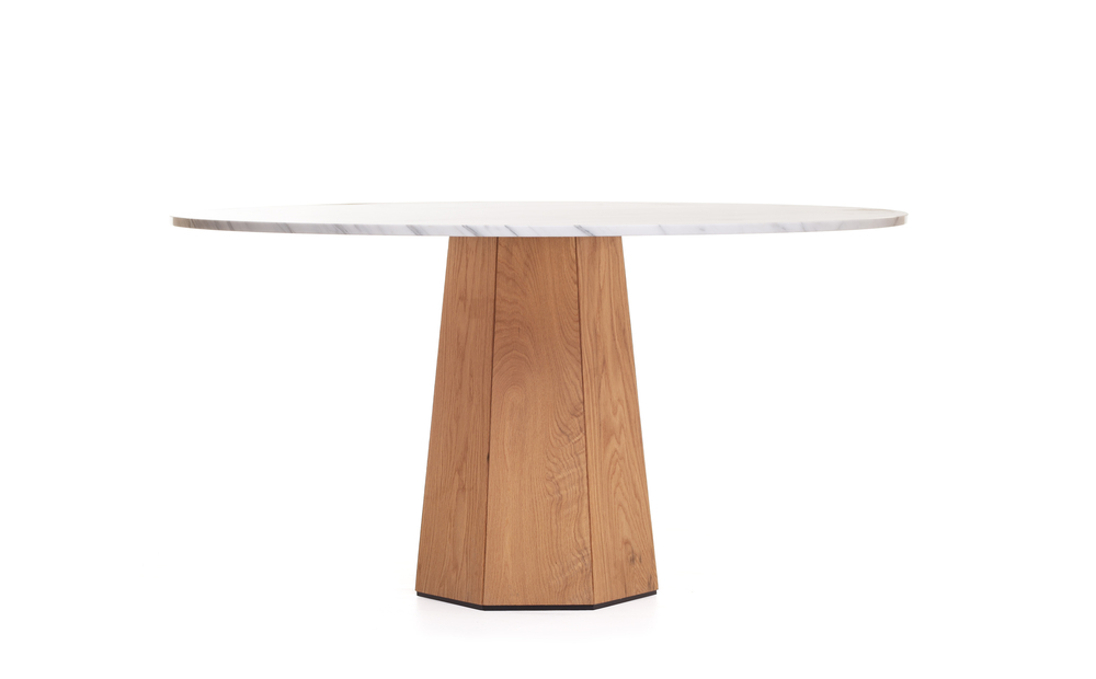 Park Avenue Dining Table with Marble Top