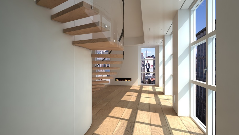 PARK AVENUE, NYC, 2014,architecture + interior design
