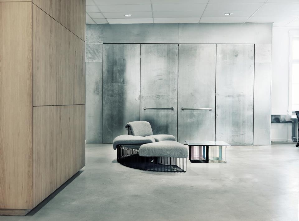 GENERATOR HALL, CPH, 2009, interior design