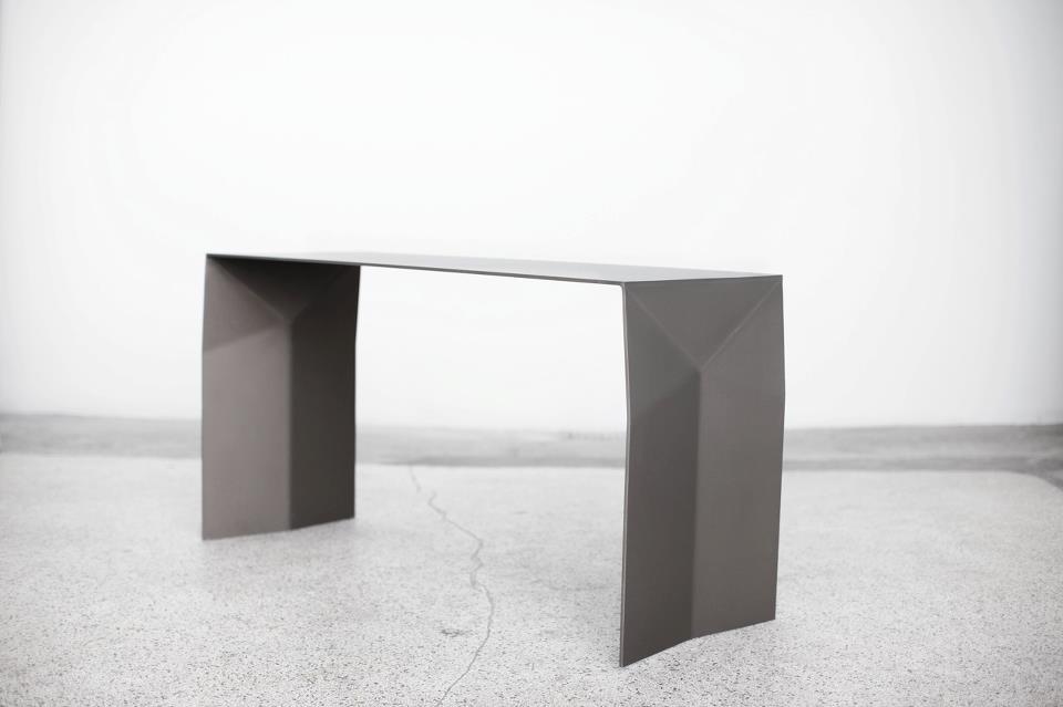 Tribeca White Table