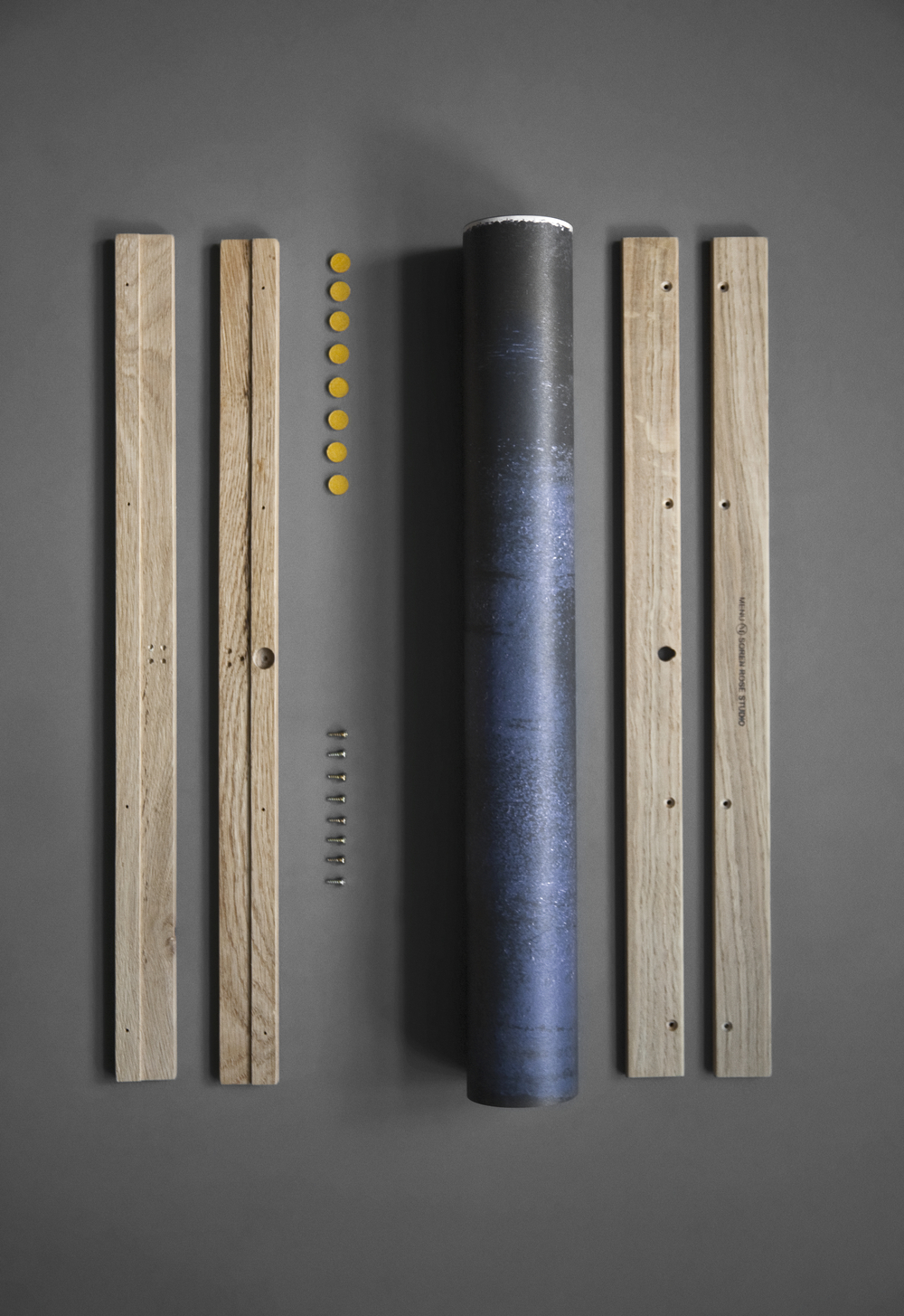 Enter Magazine Holder-w: 27cm x H: 100cm
