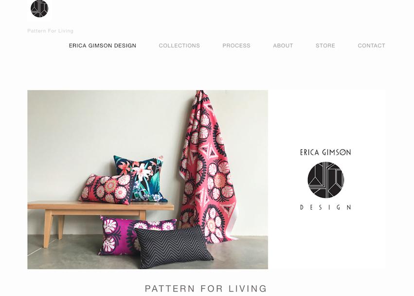 Erica Gimson Design
