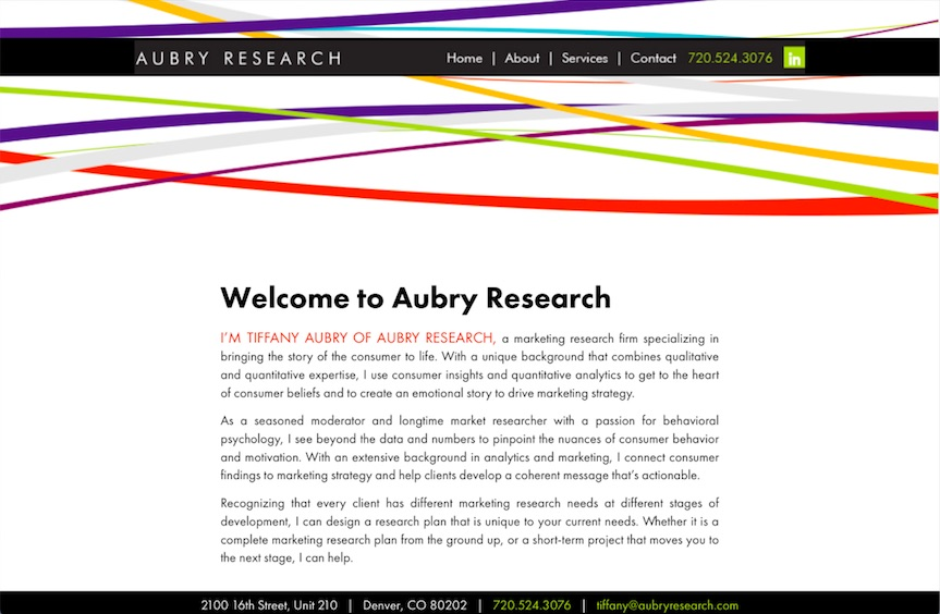 Aubry Research