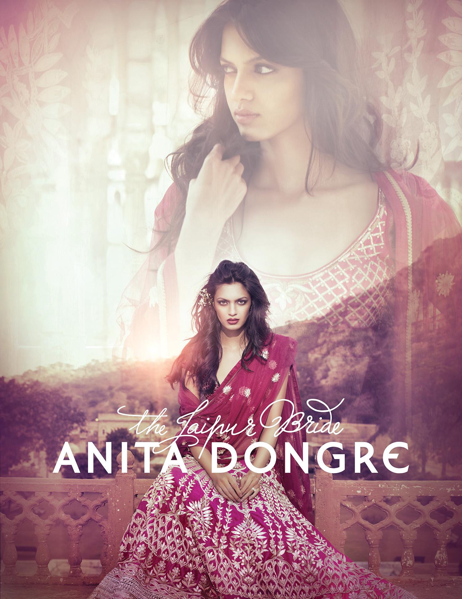 Anita DONGRE — COLSTON JULIAN