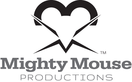Mighty Mouse Productions : Graphic Design Greenville SC : Logo Design